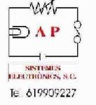 Logo de A.P. Sistemes Electrónics, S.C.