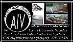 Logo de aço inox vilhena aiv