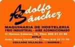 Logo de ADOLFO SANCHEZ