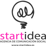 Logo de Agencia de Comunicación Social STARTIDEA