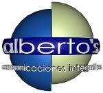Logo de Albertos Comunicaciones