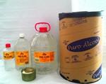 Logo de Alcoflame industria e comercio de produtos quimicos e maquinas LTDA