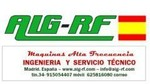 Logo de alg-rf