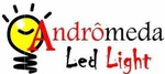 Logo de ANDRÔMEDA LED LIGHT