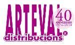 Logo de ARTEVAL distribucions