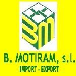 Logo de B.Motiram,S.L.