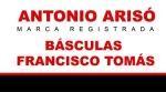 Basculas Francisco Tomas (Antonio Ariso)