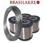 Logo de Brasilakre - atuamos no mercado de segurança, fabricando e comercializando Arames para Lacres diversos.