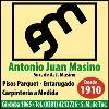 Logo de Carpinteria Antonio Juan Masino