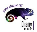 Logo de Chamy by design