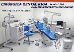 Logo de Cirúrgica Dental Riga