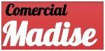Logo de Comercial Madise