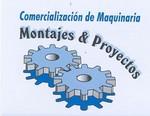 Logo de Comercialización de maquinaria