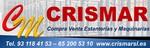 Logo de CRISMAR MULTISERVEIS