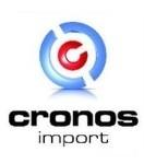 Logo de Cronos Imports S. L.