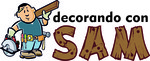 Logo de Decorando con Sam
