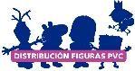 Logo de DFP | Distribucion Figuras Pvc