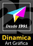 Logo de Dinâmica Artes Gráficas e Editora