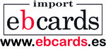 Logo de EBCARDS IMPORT