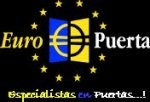 Logo de Euro Puertas SRL.