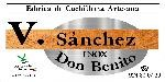 Logo de Fabrica de cuchillería artesana v. sánchez