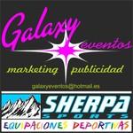 Logo de GALAXY EVENTOS S.L.