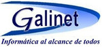 Logo de Galinet Informática, CB
