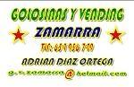 Logo de GOLOSINAS Y VENDING ZAMARRA