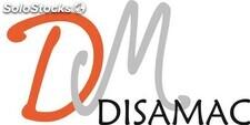 Logo de GRUPO DISAMAC