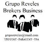 Logo de Grupo Reveles Brokers Business