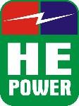 Logo de He power