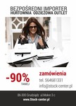 Hurtownia odzieży outlet ,stock odzieży Zara www.stock-center.pl
