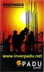 Logo de INVERSIONES PADU S.A.S