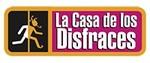 Logo de La Casa de los Disfraces