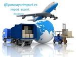 Logo de @lpormayor Import. PayPal