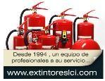 Logo de Lucha Contra Incendios , s.l.u.