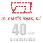 Logo de m. Martin Rojas, s.l.