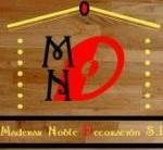 Logo de MADERAS NOBLE DECORACION S.L.