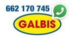 Logo de mallas galbis