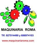 Logo de Maquinaria ROMA
