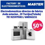 Logo de MASTER FACTORY DE ELECTRODOMESTICOS