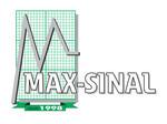 Logo de Max sinal gráficos