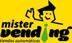 Logo de Mister Vending, Tiendas 24 horas