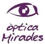 Logo de Optica mirades