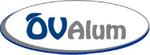Logo de OVALUM ALUMINIUM