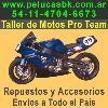 Logo de PelucaSBK Taller de Motos