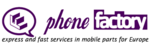 Logo de Phone Factory Europe