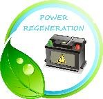 Logo de power regeneration