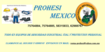 Logo de PROHESI MEXICO
