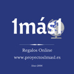 Logo de Proyectos y Estudios 1mas1